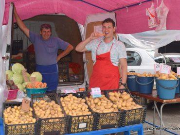 Картошка, капуста, морковка и …  кукуруза