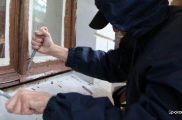 Ранее судимый брюховчанин проник в чужое домовладение