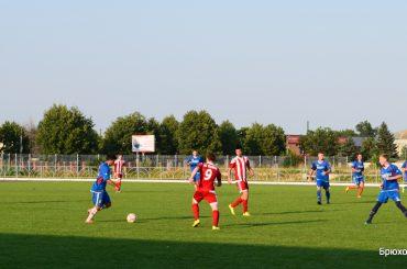 Прошел второй тур турнира по футболу на кубок администрации района