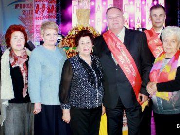 В краснодарском дворце спорта «Олимп» отметили главный праздник тружеников села