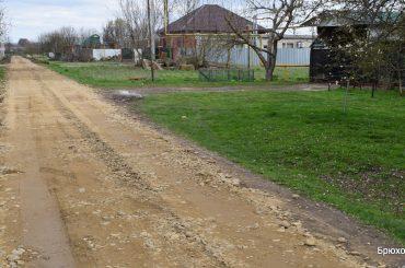 Асфальтированная дорога протяженностью более километра проложена в станице Переясловской