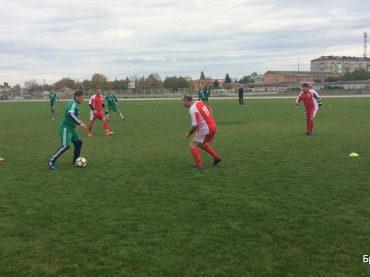 Стартовал турнир по футболу на кубок администрации Брюховецкого района