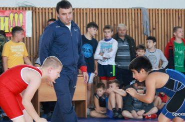 Открытый турнир по вольной борьбе прошел в спорткомплексе «Атлант»