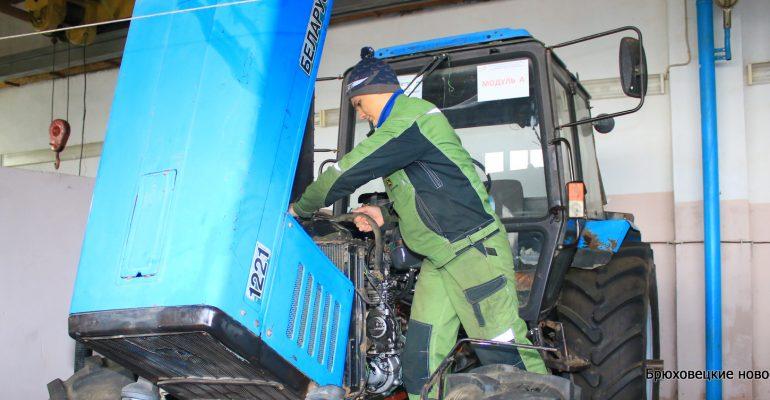 В БАКе прошел отборочный тур в чемпионат рабочих профессий WorldSkills Russia