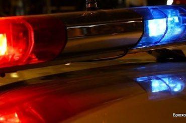 В Брюховецкой в ходе погони сотрудники ДПС задержали подозреваемого в незаконном хранении наркотиков