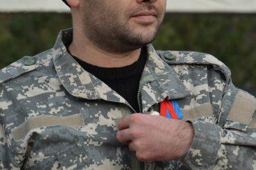 Замруководителя поисково-туристского клуба «Забытый полк» Павел Лобойко награжден медалью