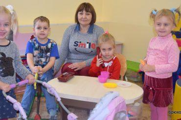 Детский сад «Солнышко» села Большой Бейсуг — отмечает свое пятидесятилетие