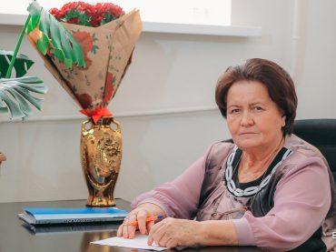 В этом году исполняется тридцать пять лет с тех пор, как Валентина Монько впервые переступила порог  Брюховецкой автостанции
