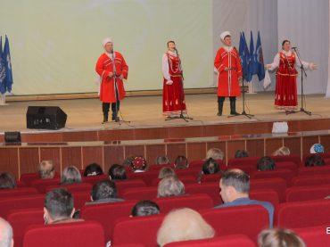 Зрительный зал в ДК им. И. И. Буренкова отметил новоселье