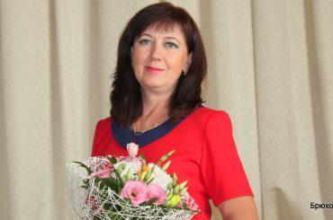 Брюховчанка Валентина Ромах награждена Почетным дипломом многодетной матери второй степени