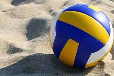 На краевом турнире по пляжному волейболу брюховчане стали бронзовыми призерами