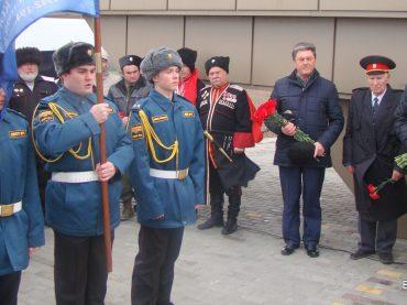 Знамя эстафеты принял Брюховецкий район