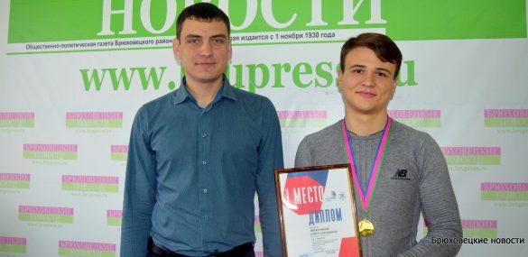 Брюховчанин Олег Ибрагимов стал лучшим механиком Краснодарского края