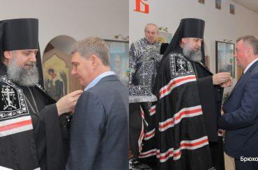 В Екатерино-Лебяжском Николаевском мужском монастыре епископ Ейский и Тимашевский Герман провел богослужение и вручил высокие награды