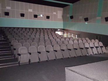 Безопасны ли развлекательные центры станицы Брюховецкой? Кинотеатр «Октябрь» проверил наш корреспондент