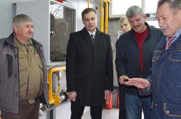 Новая котельная — в Батуринской участковой больнице