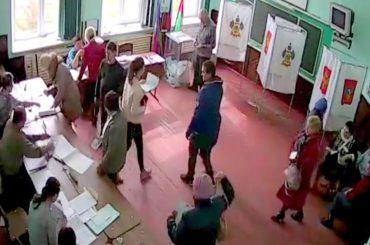 Явка избирателей на выборах в Брюховецком районе к 12.00 превысила 43%