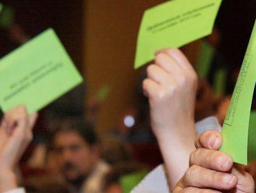 24 апреля состоятся публичные слушания о внесении изменений в Устав района