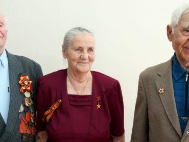 Праздничный «огонек» для ветеранов ежегодно проводят администрация и совет ветеранов Брюховецкого поселения