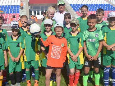 Всекубанский турнир по футболу среди детских дворовых команд на Кубок губернатора Кубани стартовал в Брюховецком районе