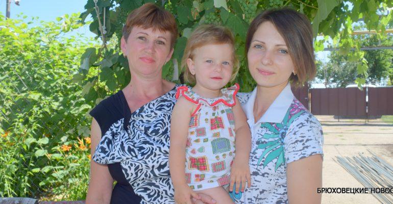 Шесть семей из Брюховецкого района получили господдержку на улучшение жилищных условий