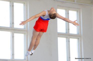 В спорткомплексе «Атлант» прошли краевые соревнования по прыжкам на батуте на призы Олимпийского, трехкратного чемпиона мира Александра Москаленко
