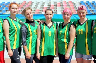 В Каневской прошли зональные соревнования в зачет XXV Сельских спортивных игр Кубани по мини-лапте