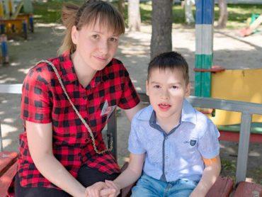 Кириллу Сапрыкину из Брюховецкой срочно нужна помощь
