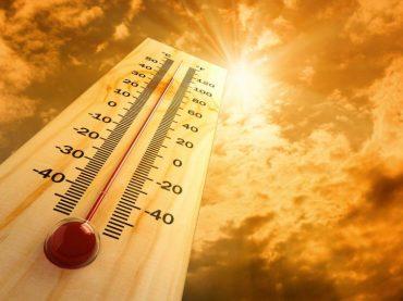 Экстренное предупреждение: ожидается сильная жара до + 39-40 градусов