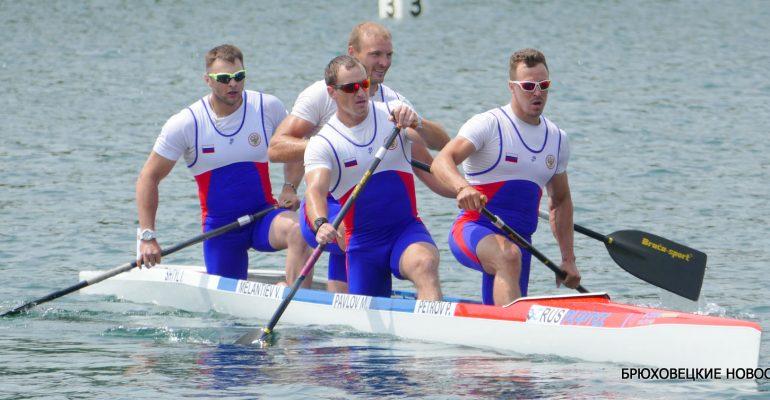 Наши гребцы завоевали «золото» и «серебро» чемпионата Европы и «бронзу» Краснодарского края