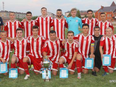 «Феникс» стал обладателем кубка футбольного турнира газеты «Брюховецкие новости»