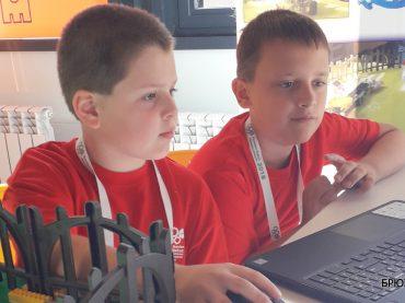 Брюховецкие школьники приняли участие во Всероссийской олимпиаде по робототехнике в Республике Татарстан