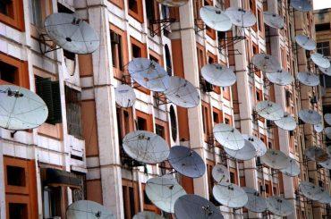 Цифровое эфирное телевидение в многоэтажках. Как упростить переход с аналогового вещания