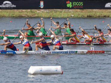 Брюховецкие гребцы стали чемпионами мира в составе национальной сборной