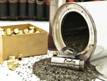 Новоджерелиевец осужден за незаконное хранение взрывчатого вещества