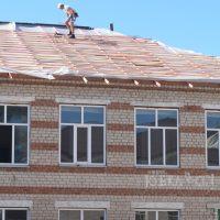 В школе № 2 станицы Брюховецкой начат капитальный ремонт здания начальной школы