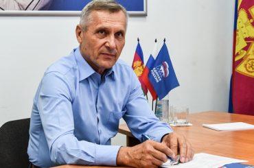 Николай Гриценко: «Рост доходов наших пенсионеров − главный приоритет «Единой России»