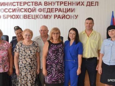 В  Брюховецком районе восемь иностранцев получили российское гражданство