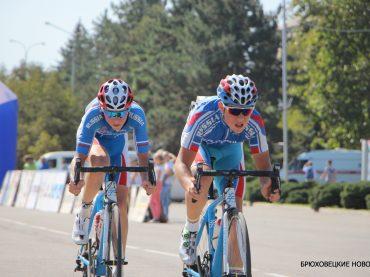 В Брюховецкой прошла Всероссийская велогонка памяти Владимира Распопова