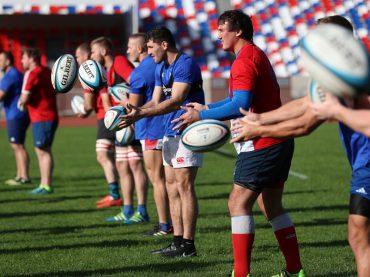 В Краснодаре пройдет товарищеский матч по регби между мужскими национальными сборными России и Намибии