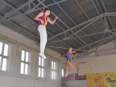 Более 150 спортсменов приедут в Брюховецкую для участия в открытом первенстве по прыжкам на батуте