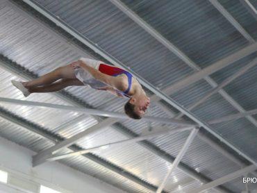 Открытое первенство по прыжкам на батуте на призы газеты «Брюховецкие новости» прошло в спорткомплексе «Атлант»