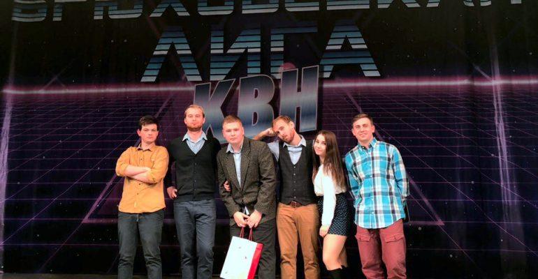 Команда из Ростова-на-дону стала победителем полуфинала Брюховецкой лиги КВН