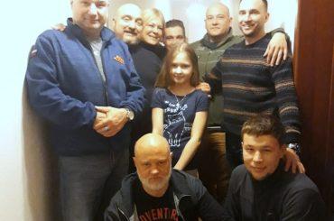 Пятиклассница из Переясловской встретилась с командой Кусто