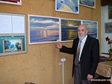 В музее открылась выставка картин Валерия Шабашова