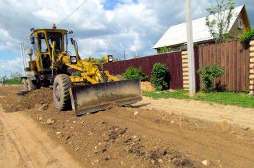 Более 2-х тысяч тонн ГПС потратят на ремонт дорог в Батуринской