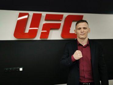 Кубанский спортсмен будет представлять Россию в UFC