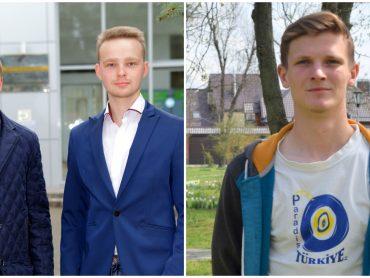 Трое брюховчан пройдут службу в Президентском полку