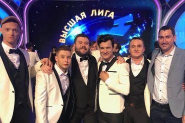 Брюховецкая «НАТЕ» вышла в полуфинал Высшей лиги КВН