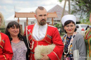 В Брюховецкой впервые прошел фестиваль ухи